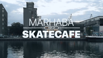 Aftermovie - Marhaba Pop-up SkateCafé (06/10/2018)